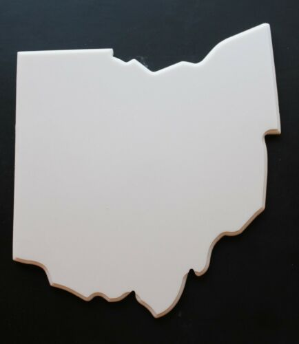 Corian Ohio Shaped Cutting Board