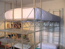 ABITACOLO, lo spazio abitabile design Bruno Munari è anche un letto a castello