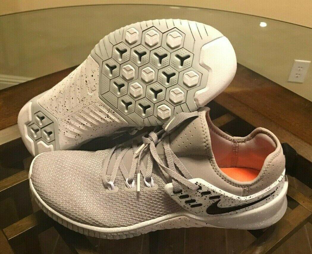 Nike Men's Free X Metcon Crossfit WOD Atmosphere Grey Black AH8141-004 Size 12.5