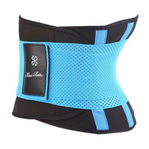 Yoga Slim Fit Waist Trimmer Belt Trainer Girdle Weight Loss Burn Fat Body Shaper