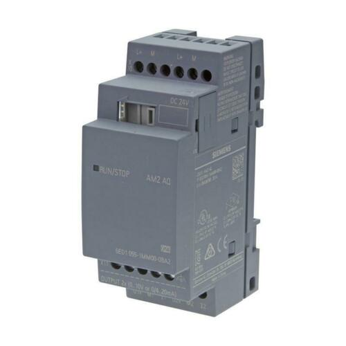 Siemens LOGO 8 AM 2 AQ 6ED1055-1MM00-0BA2 Erweiterungsmodul