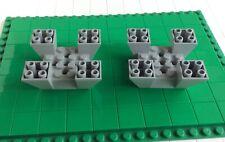 2x LEGO® 4855 Keilstein Schrägstein Negativ invert 4x4 Farbe Auswahl