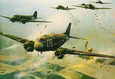C-47 Airborne Easy Company D-Day Market Garden Drop Large poster