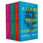 A Court of Thorns and Roses Series Sarah J. Maas - by Sarah J. Maas (Paperback)
