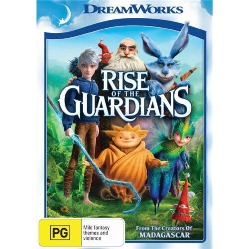 1 of 1 - RISE OF THE GUARDIANS : NEW DVD