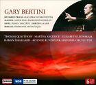Gary Bertini Conducts Strauss, Mahler, Ravel, Debussy, Berlioz (CD, Oct-2012, Capriccio Records)