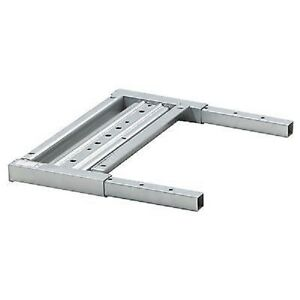 Ikea Galant ikea galant desk extension frame for half moon tops ebay