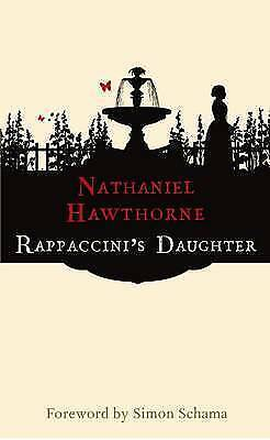 1 of 1 - NEW Rappaccini's Daughter (Hesperus Classics) by Nathaniel Hawthorne