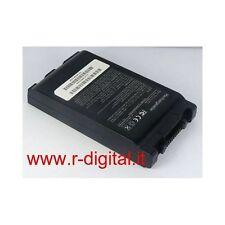 BATTERIA TOSHIBA TH 3191 4800mAh 10.8V RICAMBIO NETBOOK PA3191 Portege M200 M400