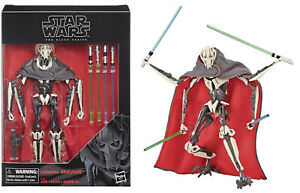 Star-Wars-Black-Series-6-034-GENERAL-GRIEVOUS-Action-Figure-Hasbro