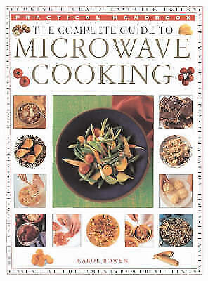 The Complete Guide to Microwave Cooking (Practical Handbook)-ExLibrary