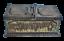 miniature 1 - Ancienne Boîte Huntley & Palmers Biscuit scène Croisade chevalier Chevalerie war