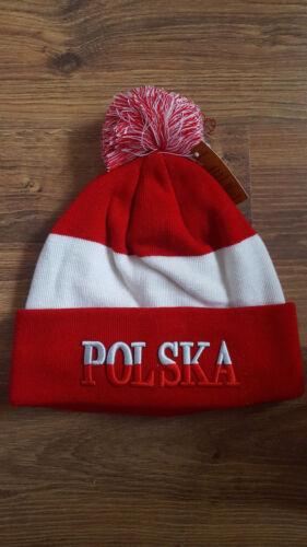 Winter Hat Cap Czapka Zimowa Poland Polska