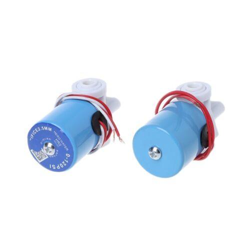 """Quick Connect Water Inlet Electrovanne ménage Pure-Eau Machine Parts 1//4/"""""""