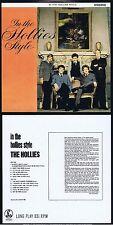 """The Hollies """"In The Hollies style"""" Drittes Werk, von 1964! 12 Songs! Neue CD!"""
