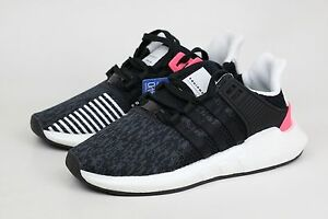 online store b8a00 ce07b Image is loading ADIDAS-EQT-SUPPORT-93-17-OG-BLACK-TURBO-