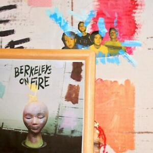 Swmrs-Berkeley-039-s-On-Fire-2019-10-track-Album-CD-Neuf-Scelle-Emily-Armee