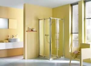 duschkabine eckeinstieg h he 175 cm 70x70 75x75 75x80 80x80 80x75 schiebet ren ebay. Black Bedroom Furniture Sets. Home Design Ideas