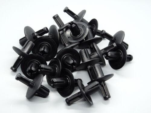 10 Remaches de Impacto Clips Fijación para Audi A2 A4 A5 A8 Q3 Q5 4D0807300