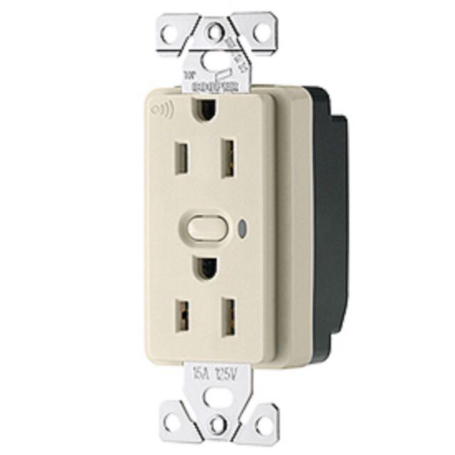 Cooper Wiring Devices Rf9505 Tds Aspire Rf 15a Split Control Duplex