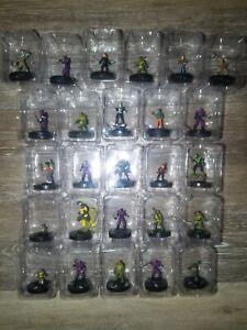 Wizkids-Miniatures-Lot-Of-26-Action-Figures-Ninja-Turtles-Etc