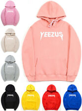 Kanye West Yeezus God Tour Merch Hoodie Mens Women I Feel Like PABLO Sweatshirt