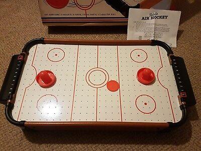 Tavolo Air Hockey-mostra Il Titolo Originale
