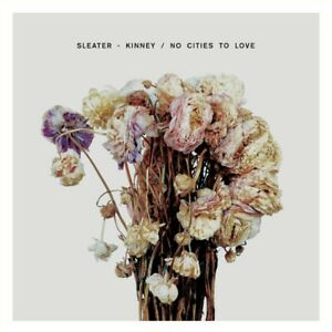 Sleater Kinney No Cities To Love - LP + CD - Signé