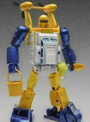New Transformers X-Transbots MM-XIII MM-12 G2 Neptune in stock MISB