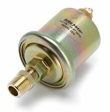 Auto Meter 2242 Short Sweep Electric Oil Pressure Sending / Sender Unit 100 Psi