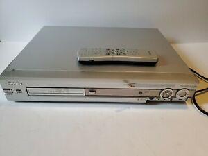 Philips-Progressive-Scan-DVDR75-17-DVD-Recorder-w-Remote
