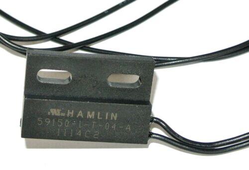 QTY=1 59150-1-T-04-A HALMIN Reed Sensor N.O 29x19x6mm