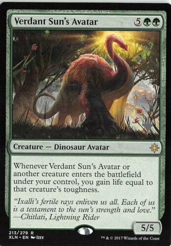 Promo Pack Core Set 2020 Verdant Sun/'s Avatar 213//279 p2-10119