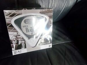 THE BEATLES OFFICIAL BITE SIZE TRIVIAL PURSUIT EDITION 600 QUESTIONS BRAND NEW - Midlothian, United Kingdom - THE BEATLES OFFICIAL BITE SIZE TRIVIAL PURSUIT EDITION 600 QUESTIONS BRAND NEW - Midlothian, United Kingdom