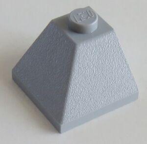 Slope 45 2x2 gelb 4 Stück »NEU« # 3045 Lego Dachstein