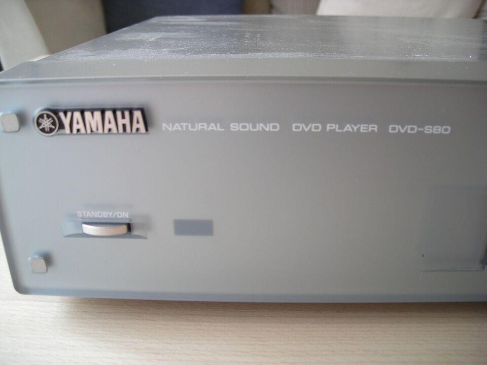 Dvd-afspiller, Yamaha