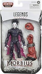 Venom-Marvel-Legends-Morbius-exklusive-venompool-BAF-in-Hand-kostenloser-Versand