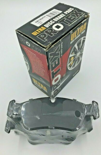 DB1224CP Protex Ultra Ceramic Front Brake Pads for BMW E36 316i E36 328i