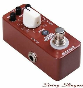 Mooer-Micro-Compact-039-Pure-Octave-039-Octave-Effects-Pedal-MP01