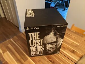 The-Last-of-Us-Part-II-Collector-039-s-Edition-Sony-PS-4-PlayStation-4-NEW