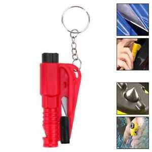 Herramienta-de-Rescate-Seguridad-Rompe-Cristales-Corta-Cinturones-Coches-Rojo