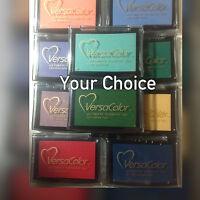 Tsukineko Versacolor Ink Pads - Your Choice (2 Of 2 Listings) -
