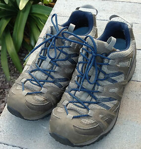 55694747b1 Image is loading Merrell-Pantheon-Waterproof-Canteen-Continuum-Hiking-Shoes- Vibram-