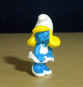 Smurfs 20731 Dreamy Smurfette Smurf Movie figure Vintage toy figurine Schleich