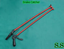 "24"" Extra Heavy Duty - 10 Pieces Snake Catcher Stick"