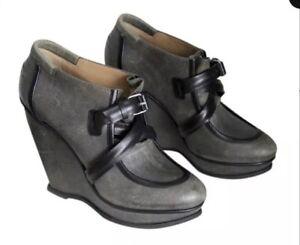 Authentic BALENCIAGA Wedge Boots