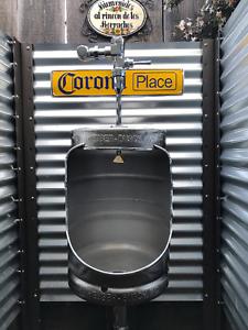 Image Is Loading Beer Keg Urinal