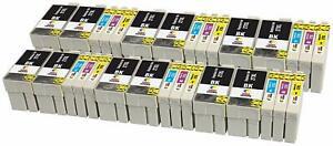 27XL-27-XL-TONER-EXPERTE-30-Cartouches-d-039-encre-compatibles-pour-Epson-WorkForce