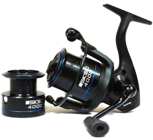 Sonik SKSC 5000 Fishing Reel Coarse Carp Commercial feeder Float