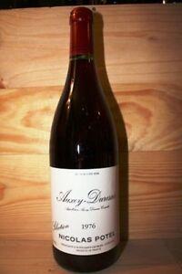 1976 Auxey-Duresses – Rarität - Nicolas Potel - Grand Vin de Bourgogne - Deutschland - 1976 Auxey-Duresses – Rarität - Nicolas Potel - Grand Vin de Bourgogne - Deutschland